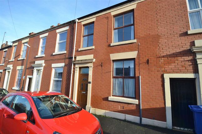 Thumbnail Terraced house to rent in Royle Road, Chorley