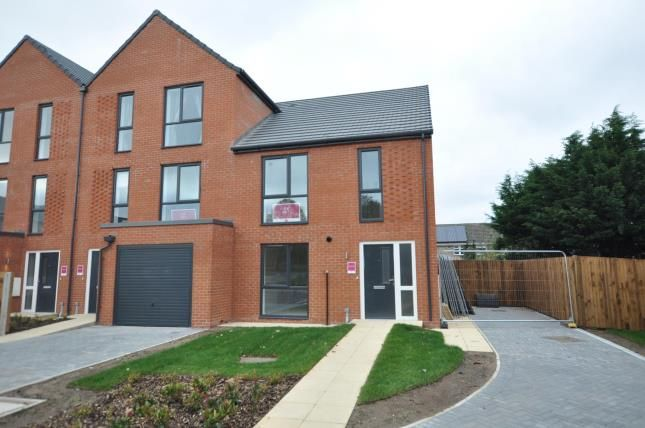 Thumbnail End terrace house for sale in Barleyfield, Pensby, Wirral