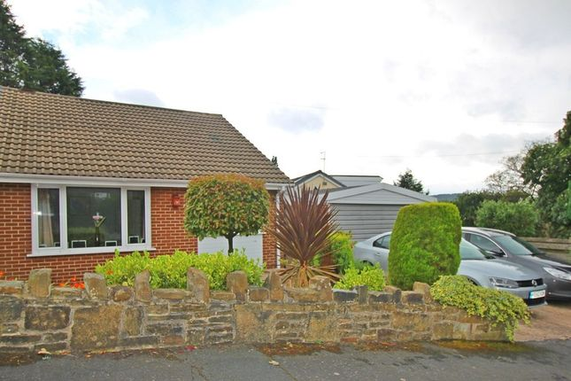 Thumbnail Detached bungalow for sale in Lower Hall Crescent, Huddersfield