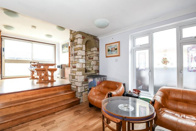 Thumbnail Detached bungalow for sale in Colney Hatch Lane, London