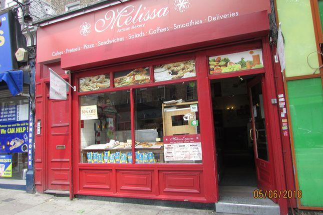 Thumbnail Restaurant/cafe to let in Camden High Street, Camden, London