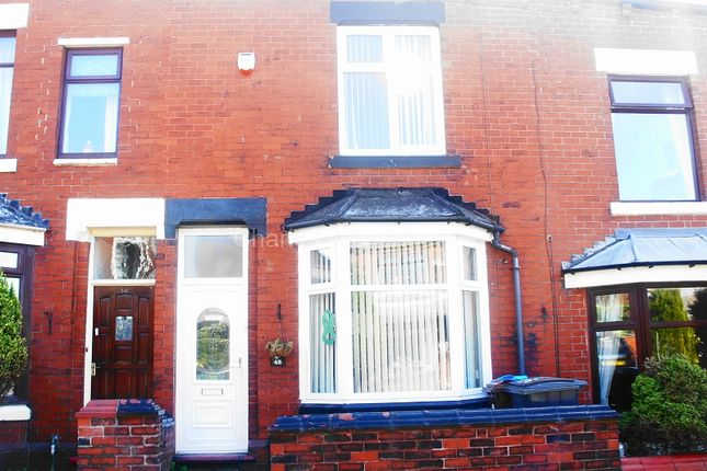 Thumbnail Terraced house to rent in Seville Street, Royton, Oldham, Greater Manchester.