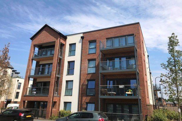 Thumbnail Flat to rent in Gambit Avenue, Milton Keynes