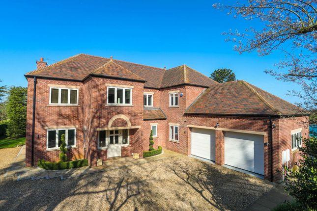 Thumbnail Detached house for sale in Sandy Lane, Church Brampton, Northampton