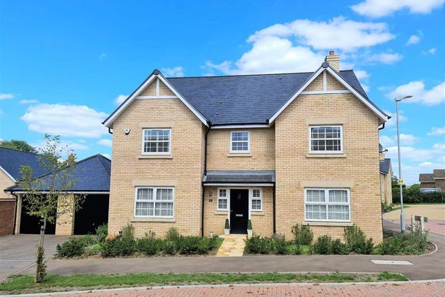 Thumbnail Detached house for sale in Friendship Lane, Wing, Leighton Buzzard