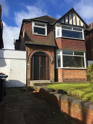 Thumbnail Property to rent in Edenhall Road, Quinton, Birmingham