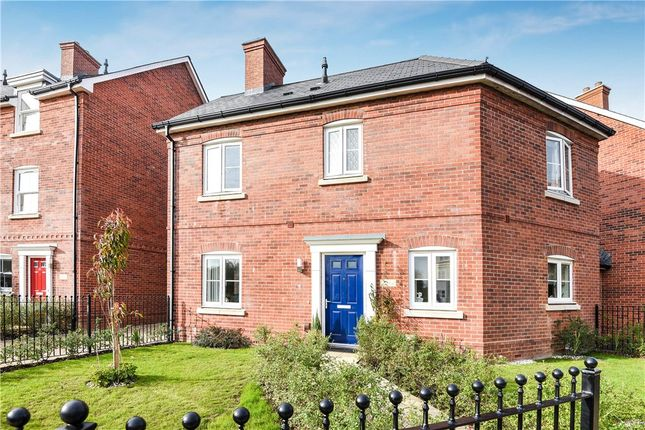 Thumbnail Link-detached house for sale in Griffin Close, Wimborne