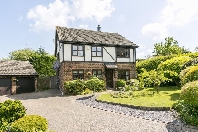 Thumbnail Property for sale in Old Orchard Lane, Leybourne, West Malling