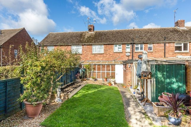 Thumbnail Terraced house for sale in Balmoral Avenue, Rushden