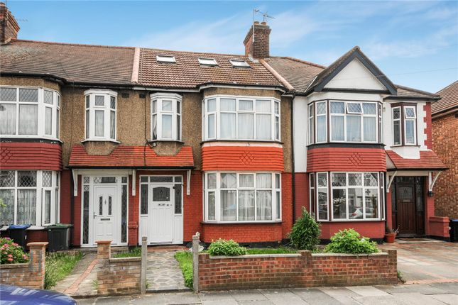 Thumbnail Terraced house for sale in Munster Gardens, Palmers Green, London