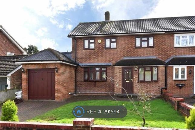 Thumbnail Semi-detached house to rent in Marden Avenue, Bromley