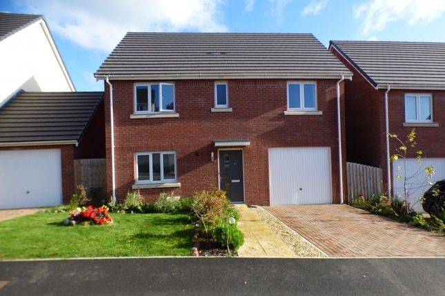 Detached house for sale in Saxon Way, Kingsteignton, Newton Abbot