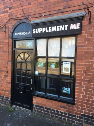 Thumbnail Retail premises to let in Station Street, Atherstone