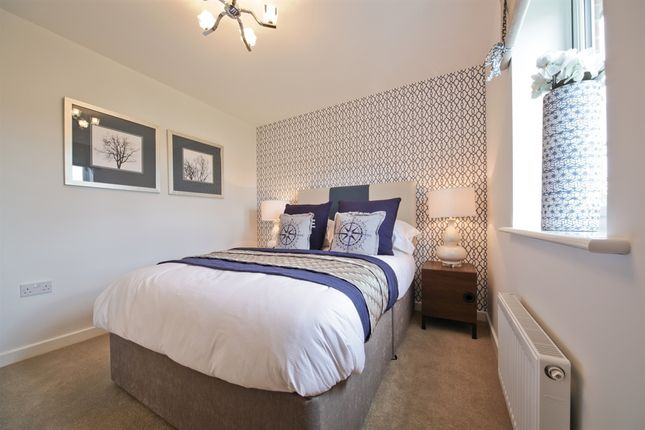 """Thumbnail Town house for sale in """"The Souter"""" at Pool Lane, Bromborough Pool, Wirral"""