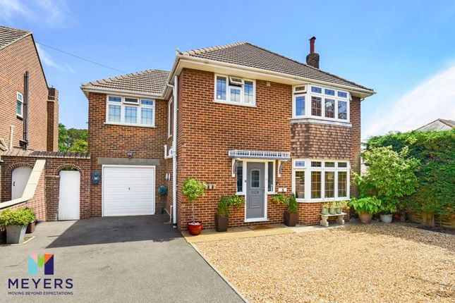 Thumbnail Detached house for sale in Petersfield Road, Boscombe East, Bournemouth