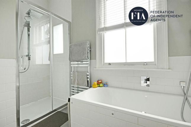 Bathroom of Blandford Road, London W5