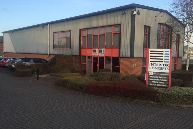 Office to let in Pate Road, Melton Mowbray