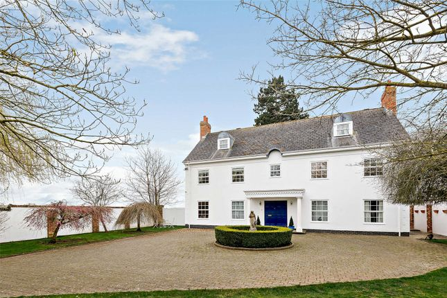 Thumbnail Detached house for sale in Herne Road, Oundle, Northamptonshire