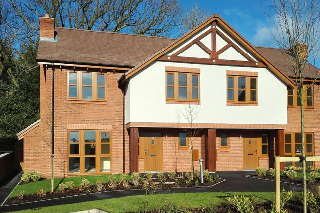 Thumbnail Semi-detached house for sale in Albany Lane, Balsall Common, Coventry