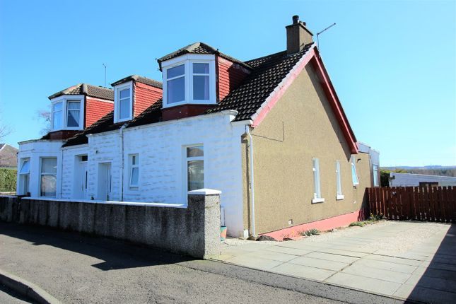 Thumbnail Semi-detached bungalow for sale in Main Street, Stoneyburn
