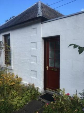 Thumbnail Detached house to rent in Peebles Road, Penicuik, Midlothian