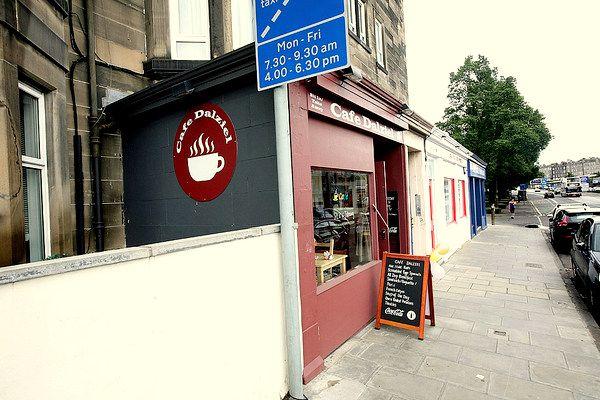 Thumbnail Restaurant/cafe for sale in Dalziel Place, Edinburgh