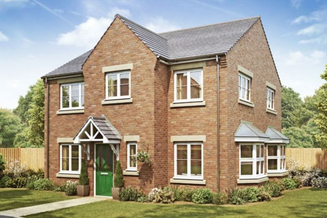 Thumbnail Detached house for sale in Hutton Road, Cranswick, Driffield