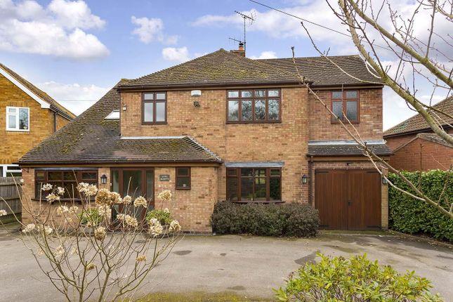 Thumbnail Detached house for sale in Warwick Road, Leek Wootton, Warwick