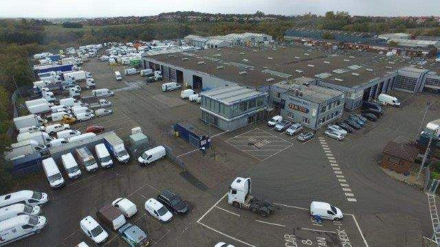 Thumbnail Light industrial to let in Brownsburn Industrial Estate, Airdrie