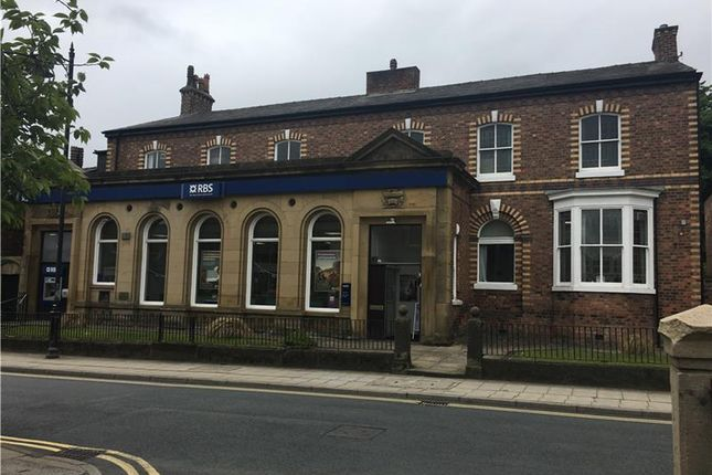 Thumbnail Retail premises for sale in 24, Derby Street, Ormskirk, Lancashire, UK