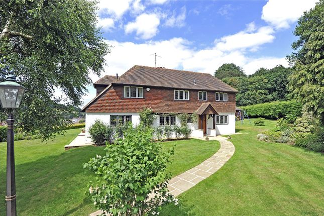 Thumbnail Detached house for sale in Cranleigh Road, Wonersh, Guildford, Surrey