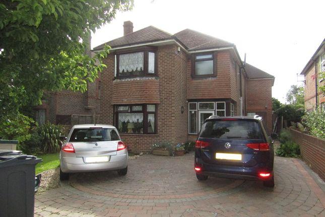 Thumbnail Detached house to rent in Monckton Road, Gosport