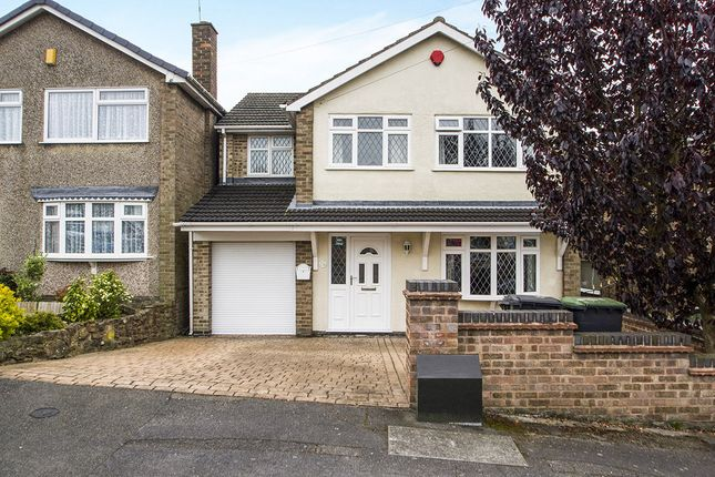 Thumbnail Detached house for sale in Hawthorne Rise, Awsworth, Nottingham