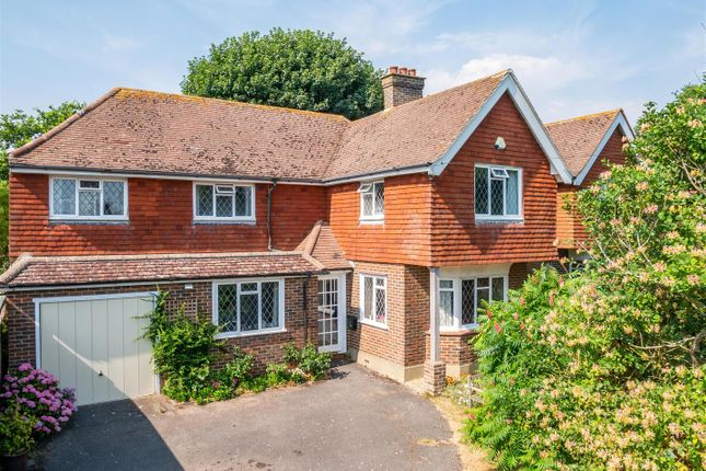 Thumbnail Detached house for sale in Downsview Road, Seaford