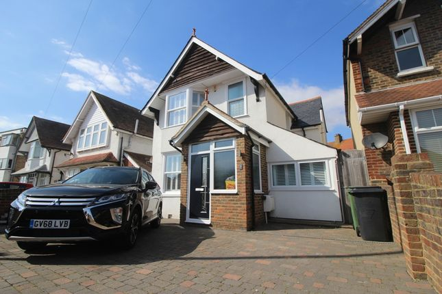 Thumbnail Detached house for sale in St Anthonys Avenue, St Anthonys, Eastbourne