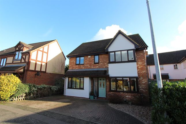Thumbnail Detached house for sale in Owl Way, Hartford, Huntingdon