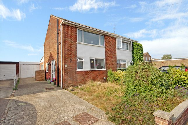 3 bed semi-detached house for sale in Shakespeare Road, Royal Wootton Bassett SN4