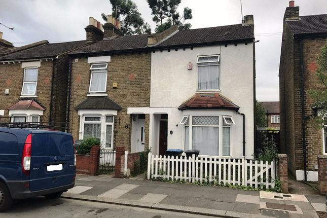 Thumbnail Semi-detached house for sale in Raynton Road, Enfield
