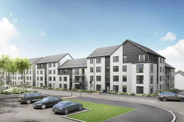 "Thumbnail Flat for sale in ""Block 8 Apartments"" at Mugiemoss Road, Bucksburn, Aberdeen"
