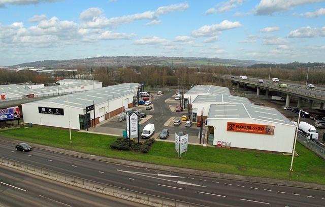 Thumbnail Light industrial to let in Unit 6 Blaydon Trade Park, Toll Bridge Road, Blaydon-On-Tyne