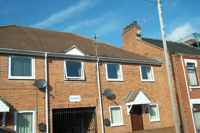 Thumbnail 1 bed flat to rent in Boulton Street, Stoke On Trent