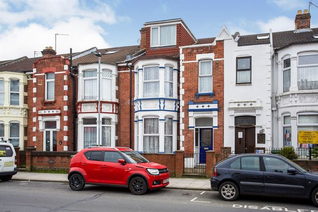 Thumbnail Terraced house for sale in Chichester Road, Portsmouth
