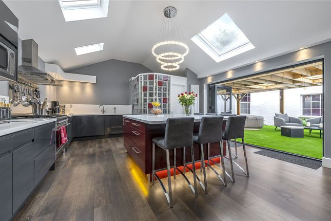 Thumbnail Terraced house for sale in Clevedon Road, Failand, Bristol