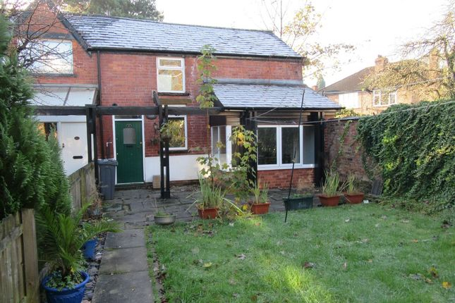 Semi-detached house for sale in The Coach House, 219 Upper Chorlton Road, Whalley Range, Manchester