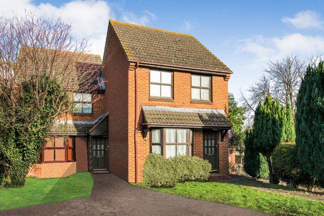 Thumbnail End terrace house for sale in Midwinter Avenue, Milton, Abingdon