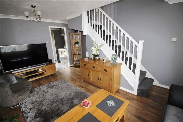Living Room of Brockwood Close, Sheffield S13