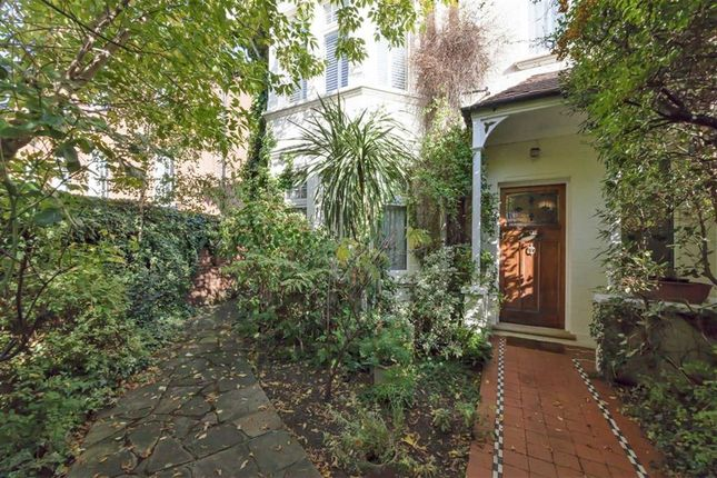 Thumbnail Semi-detached house for sale in Sutton Court Road, London
