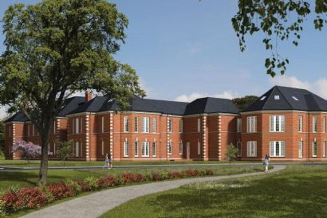 Thumbnail Flat for sale in Graylingwell Park, Connolly Way, Chichester