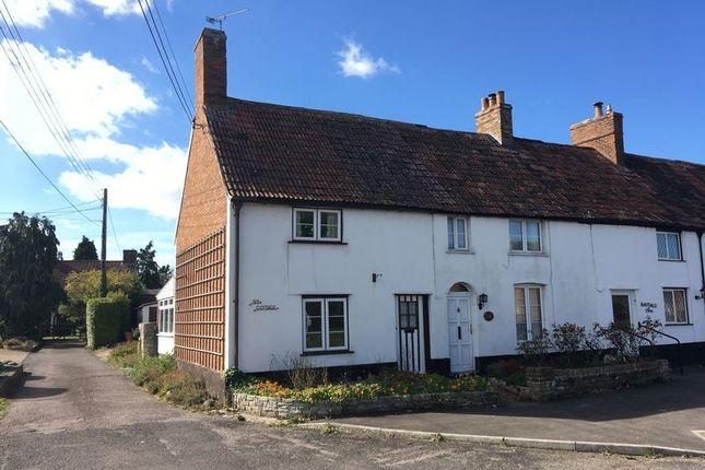Thumbnail Terraced house for sale in Ruishton, Taunton