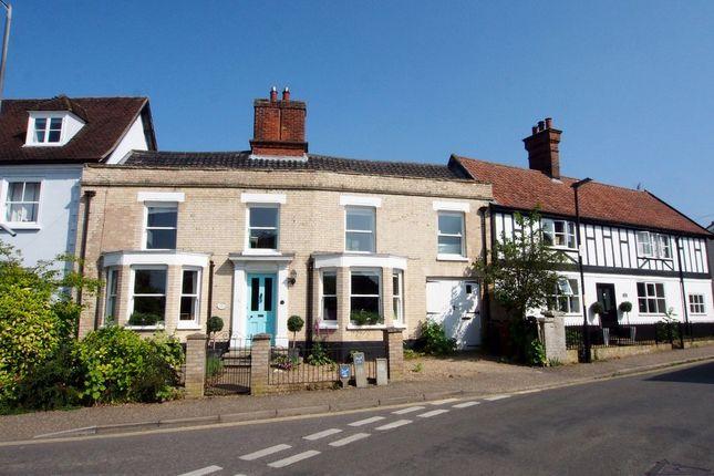Thumbnail Terraced house for sale in Pople Street, Wymondham